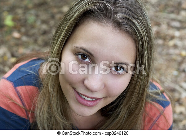 Girl - csp0246120