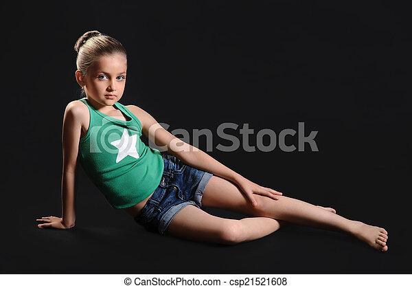 girl - csp21521608