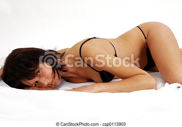 Girl - csp0113903