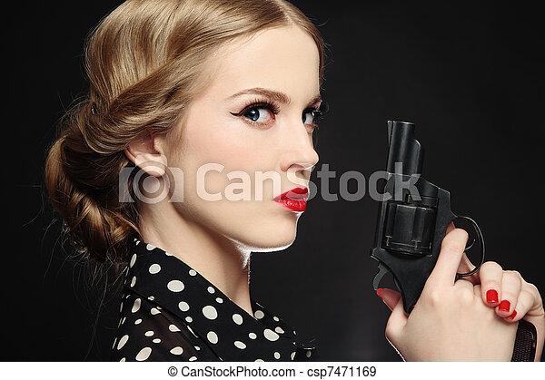 woman-angry-girl