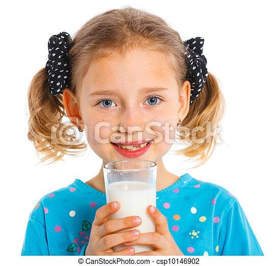 photo of girls milk № 7491