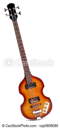 gitár, elektromos bőgő - csp0808080