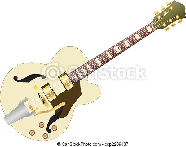gitara - csp2209437