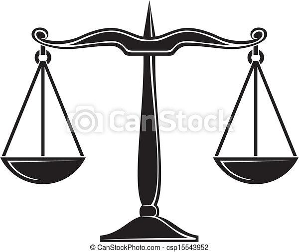 giustizia, scale - csp15543952