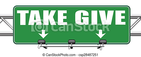 give or take - csp28487251