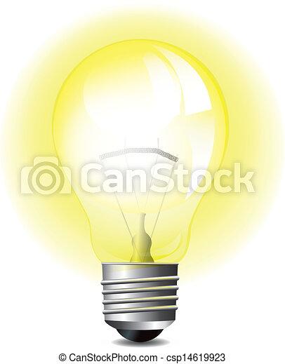 Glühbirne - csp14619923