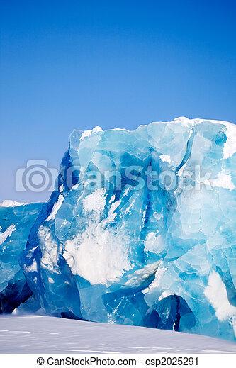 Detalle glaciar - csp2025291