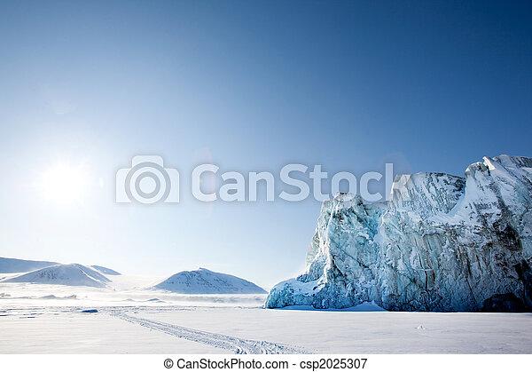 Detalle glaciar - csp2025307