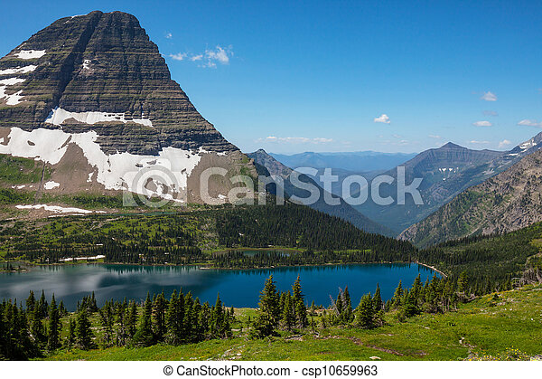 Glacier National Park - csp10659963
