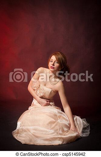 glamour - csp5145942