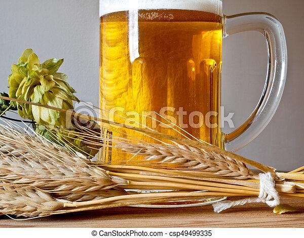 Bier Gerste