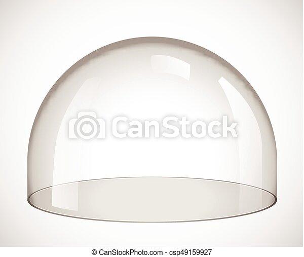 Alvorlig Glas, kuppel. PT-52