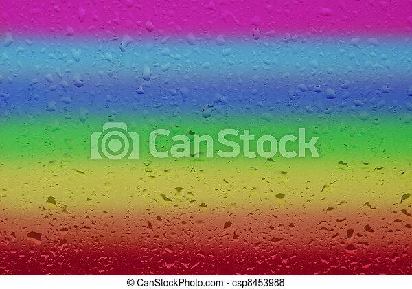 glass background - csp8453988