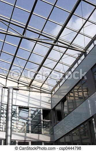 Glass Building - csp0444798