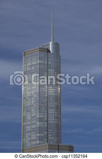 glass building - csp11352164