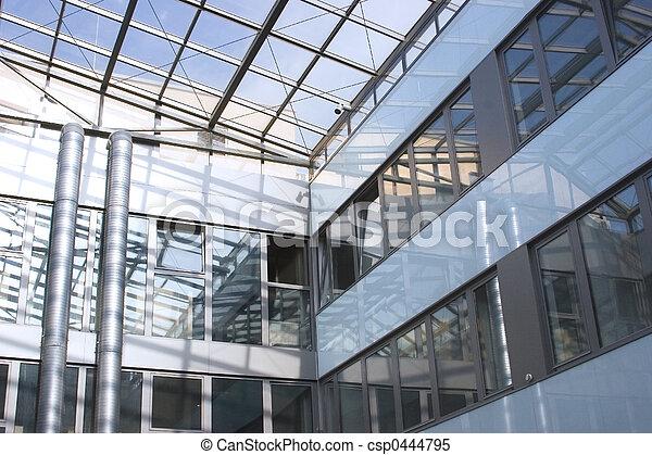 Glass Building - csp0444795
