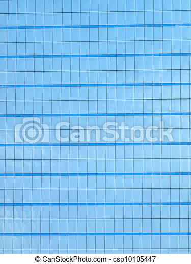 Glass building - csp10105447