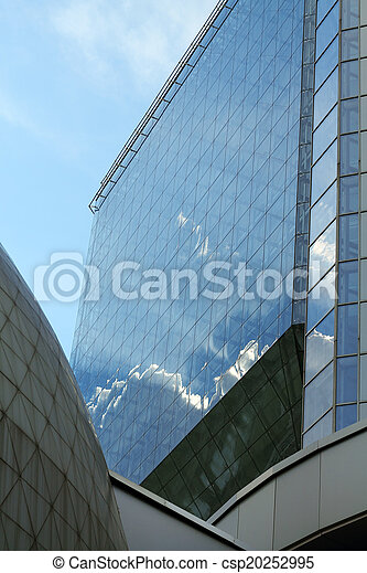 Glass building - csp20252995