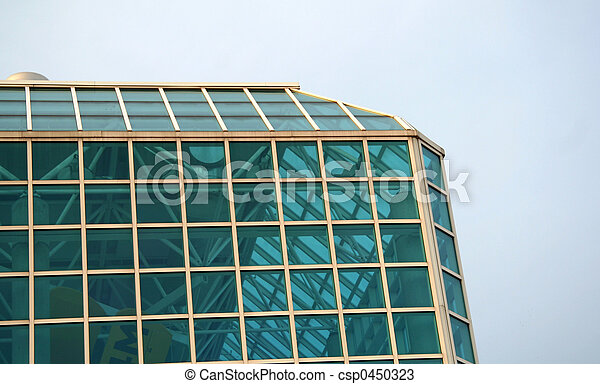Glass Building - csp0450323