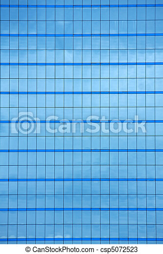 Glass building - csp5072523