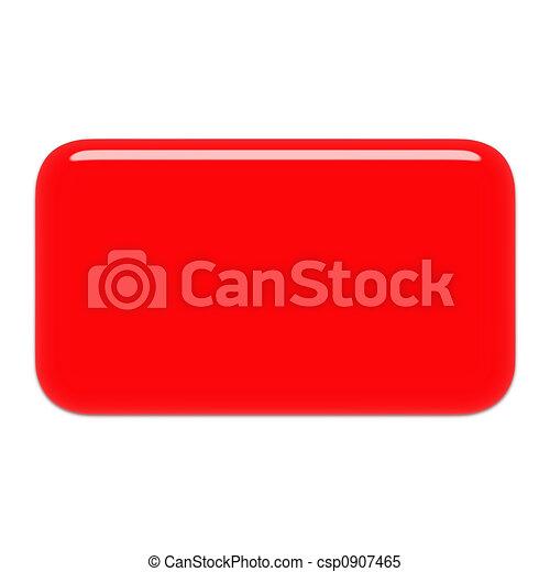 Glass Button - csp0907465