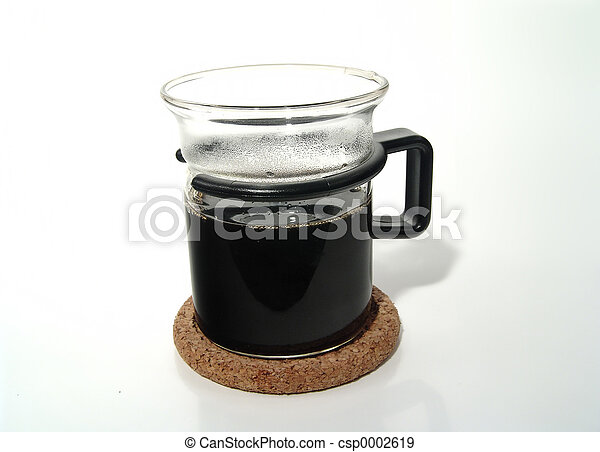 Glass Coffee Cup - csp0002619