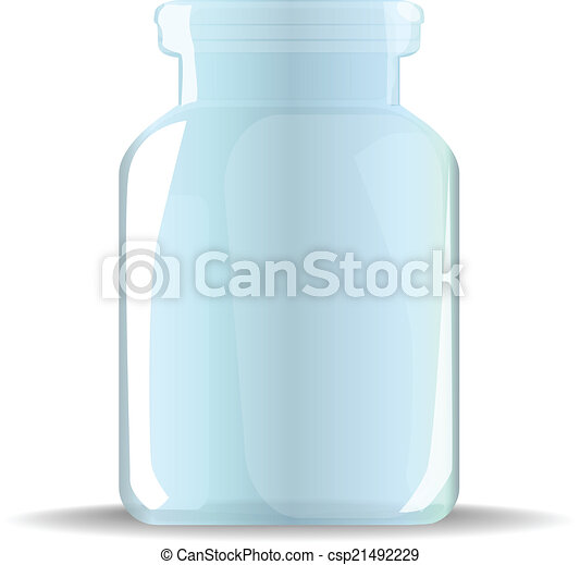 glass jar - csp21492229