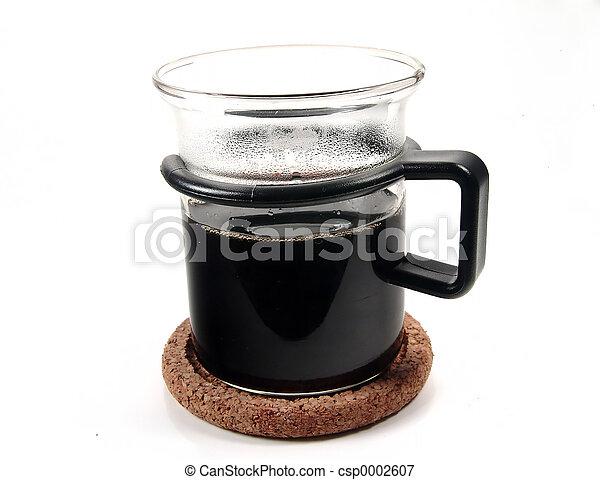 Glass Mug - csp0002607