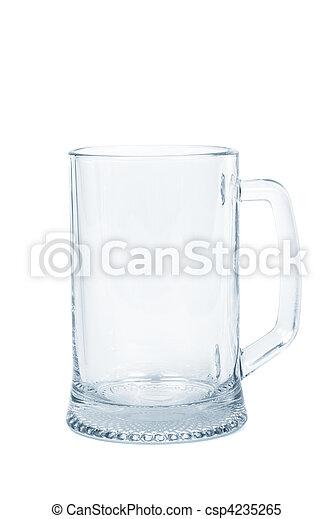 glass mug - csp4235265