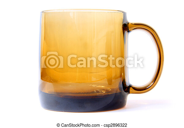 glass mug - csp2896322