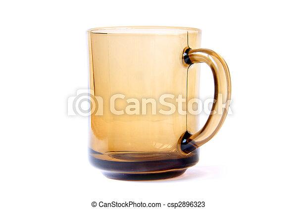 glass mug - csp2896323
