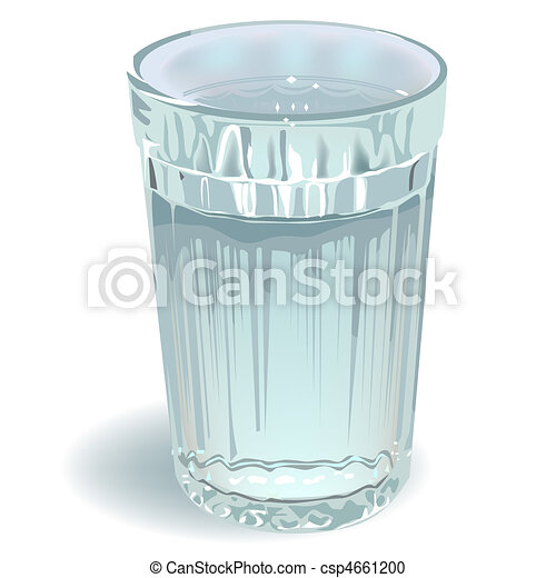 glass of water - csp4661200