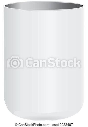 Glass stand - csp12033407
