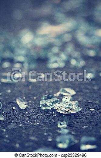 glasscherben - csp23329496