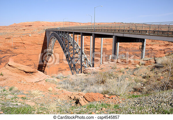 Glen Canyon Bridge - csp4545857