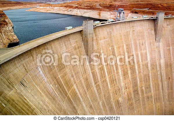 Glen Canyon Dam - csp0420121