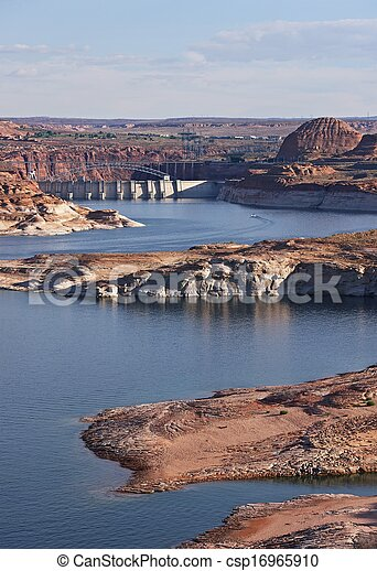 Glen Canyon Dam - csp16965910