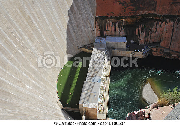 Glen Canyon Dam - csp10186587