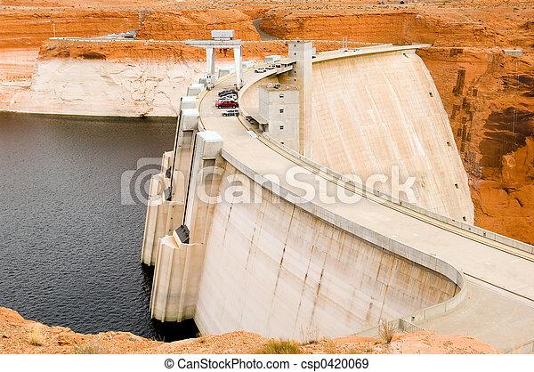 Glen Canyon Dam - csp0420069