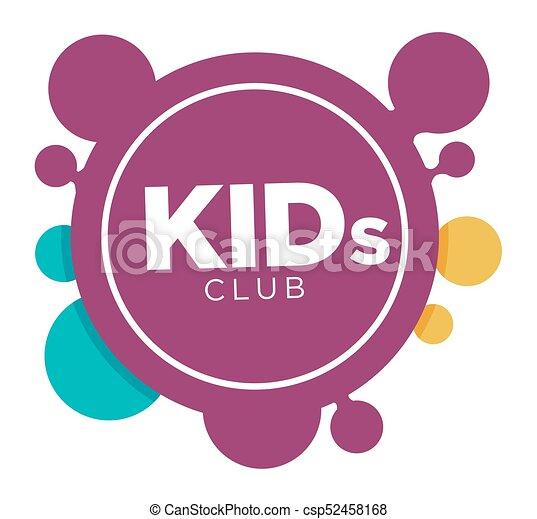 glimlachen, geitjes, zone, kind, gezicht, palm, mal, handen, logo, het glimlachen, letters. - csp52458168