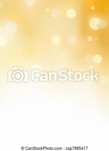 Glittery Christmas background. EPS 8 - csp7885417