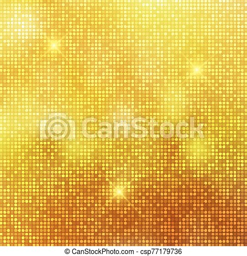 glittery gold background 1712 - csp77179736