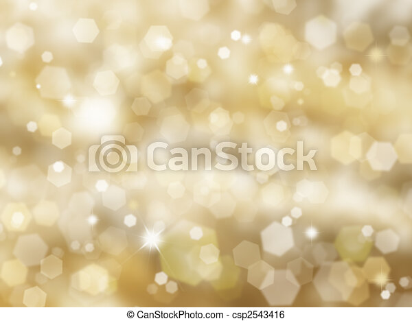 Glittery gold background - csp2543416