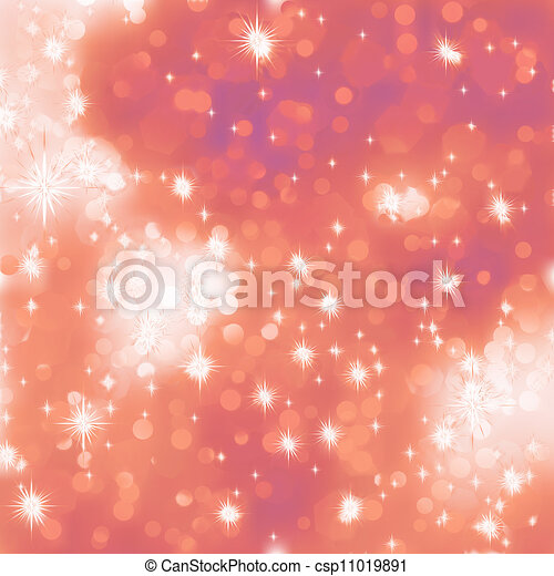Glittery gold Christmas background. EPS 8 - csp11019891