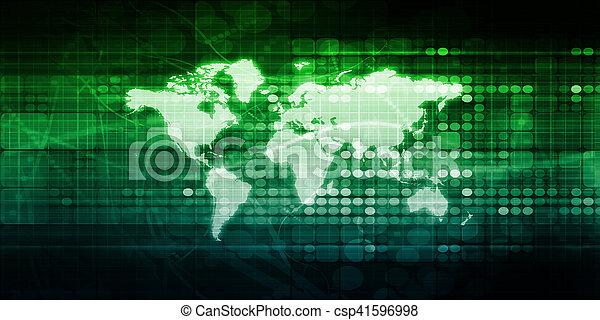 Global Access - csp41596998