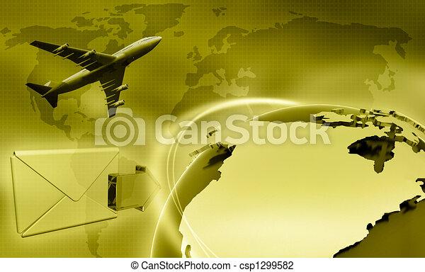 Global business - csp1299582