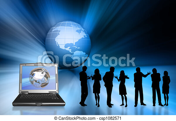 Global business - csp1082571