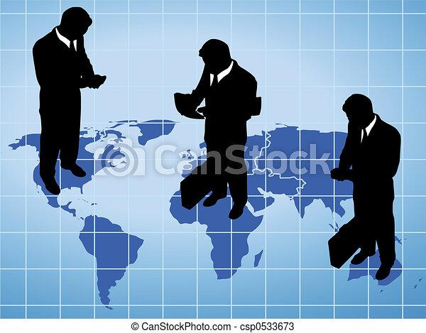 global business - csp0533673
