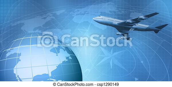 Global business - csp1290149