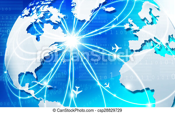 Global business network	 - csp28829729